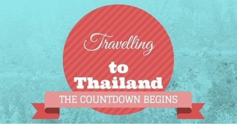 Travelling to Thailand...The Countdown Begins - Wee Wanders | Wee Wanders | Scoop.it