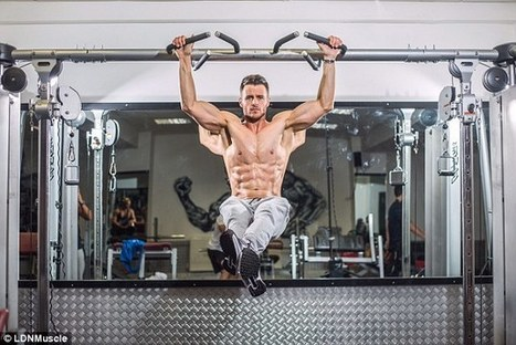 LDNMuscle nicknamed the 'boy band of fitness' reveal gym secrets - Daily Mail | HEALTHY FOR LIFE | Scoop.it