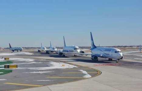 Transport aérien: 5,4 milliards d'euros pour compenser les émissions de CO2 | Développement durable, généralité et curiosité | Scoop.it