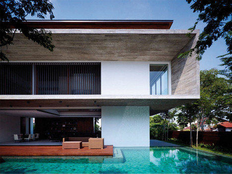 M House par ONG&ONG | Architecture, Design & Inspiration | Scoop.it