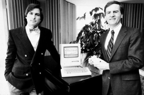 """The Macintosh Is 30, and I Was There for Its Birth   Wired Enterprise   Wired.com   L'impresa """"mobile""""   Scoop.it"""