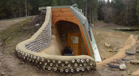 Off The Grid: Living off land hour from Vancouver | Maisons éco | Scoop.it