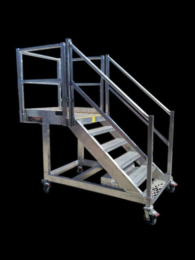 Multi Purpose Aliminium Ladder Platform | Truck Access Platform, Ladder Platform & Aluminium Platforms | Scoop.it