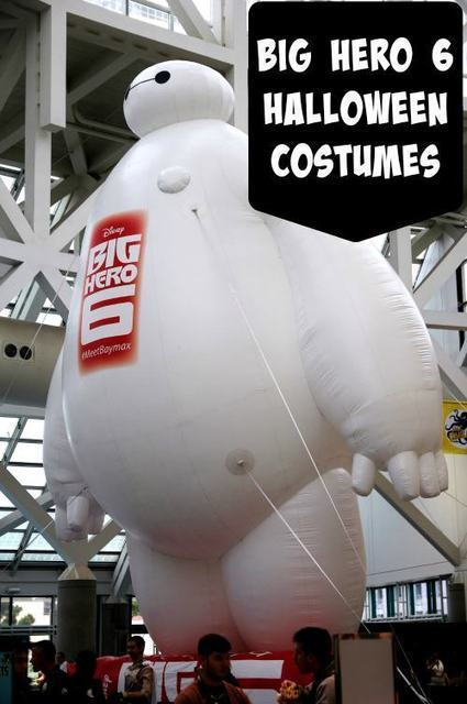Disney Big Hero 6 Halloween Costumes - Creative Costume Ideas | Boutique Shops News! | Scoop.it