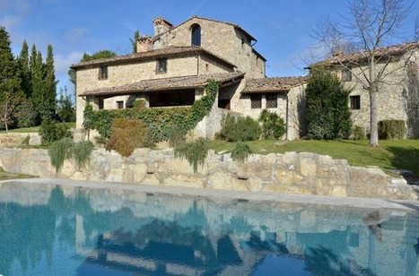 Tuscany Villas for 6-10 People | Tuscany Villa Rentals | Scoop.it
