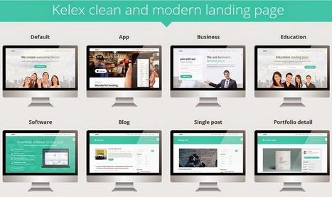 Landing page шаблоны 8 марта