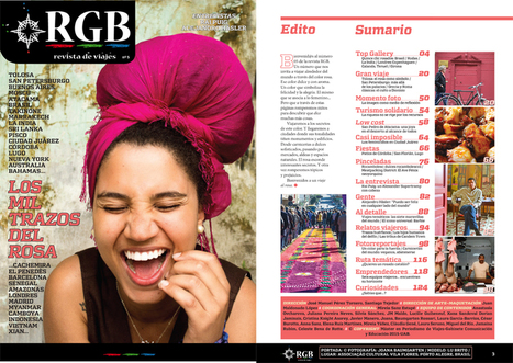 Revista RGB - Revista de viajes | Educacion, ecologia y TIC | Scoop.it