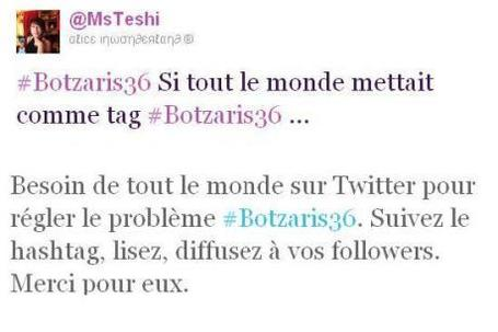 #Botzaris36, la twitt-campagne pour les migrants tunisiens | Toulouse networks | Scoop.it