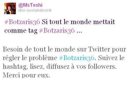 #Botzaris36, la twitt-campagne pour les migrants tunisiens | Toulouse networks | Scoop.it