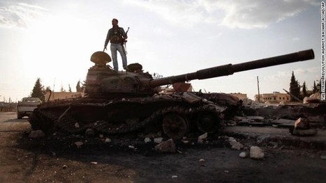 Syrian crisis: Keeping up with key developments | All Around Da World | Scoop.it