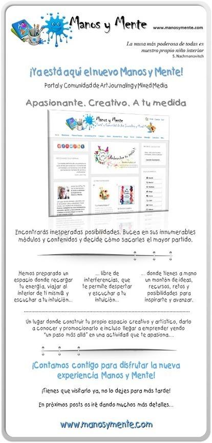 ¡El nuevo Manos y Mente ya está aquí! | Red Social de Manos y Mente | Scoop.it