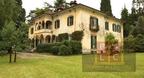 Most beautiful property for sale at Lake Como | Property at Lake Como | Scoop.it