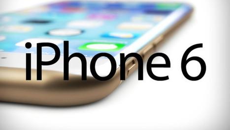 iPhone 6: surgen nuevos indicios que confirman su tamaño | Todo Para Celulares Gratis | MSI | Scoop.it