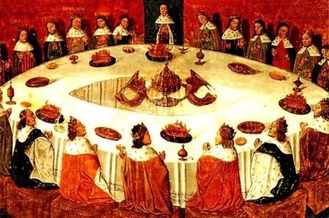 LES CHEVALIERS DE LA TABLE RONDE : ANTHROPOLOGIE D'UNE SOCIÉTÉ IMAGINAIRE | France Culture Plus | Arobase - Le Système Ecriture | Scoop.it