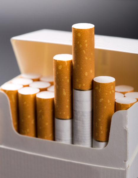 "There Is Kitty Litter in Your Cigarette - A Billion Dollar Tax Loop Hole Bonanza for Tobacco Companies | Corporate ""Social"" Responsibility – #CSR #Sustainability #SocioEconomic #Community #Brands #Environment 