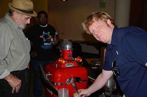 Robot Beertenders, Plum's New Chef | The Robot Times | Scoop.it