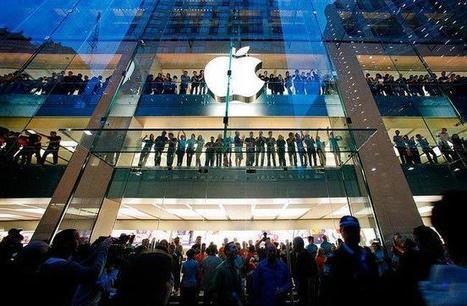 Apple vale 12.000 millones más que todo el Ibex 35   The digital tipping point   Scoop.it
