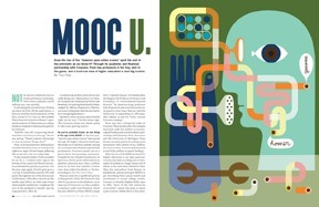 What UPenn is thinking: MOOC U. | Penn Gazette | EdRadar | Scoop.it