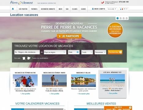 Pierre & Vacances change de prénom | Social media | Scoop.it
