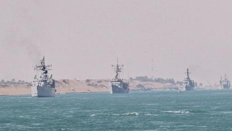 Les navires russes en route vers le port de Tartous, entrent enMéditerranée | Epic pics | Scoop.it