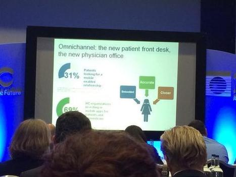 Tweet from @IDCUKI | IDC Pan European Healthcare Executive Summit 2014 | Scoop.it