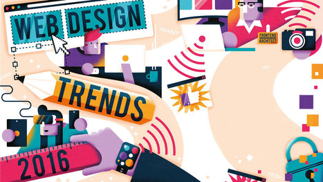 22 web trends every designer should know | El Mundo del Diseño Gráfico | Scoop.it