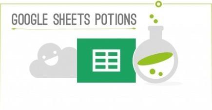 New Netvibes Potion Ingredient: Google Sheets   RSS Circus : veille stratégique, intelligence économique, curation, publication, Web 2.0   Scoop.it