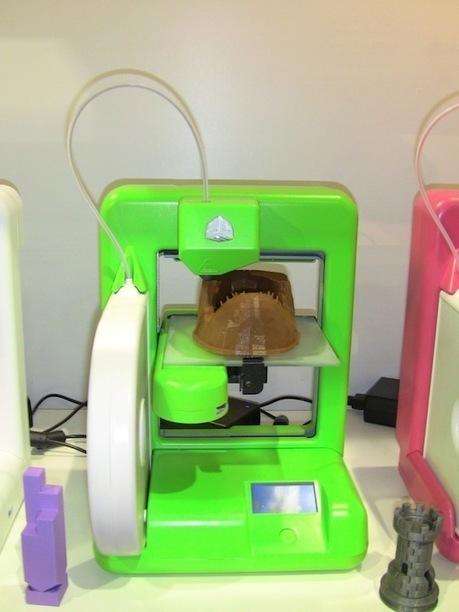 L'impression 3D devient accessible... | Domotique, smart grids et gestion énergétique | Scoop.it