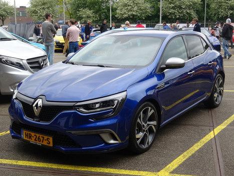 Renault Mégane GT : une vitrine technologique à la française ? | Assurance temporaire auto | Scoop.it