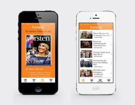 Vorsten komt met interactief jubileumnummer   E-books en E-readers   Scoop.it