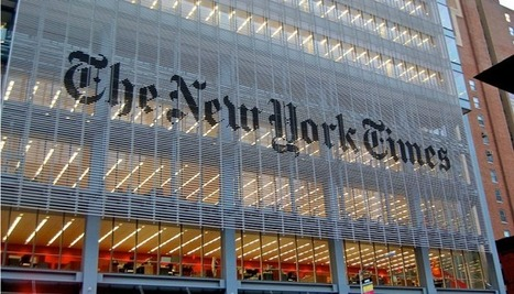 Наш путь вперед (стратегия The New York Times) | MarTech | Scoop.it