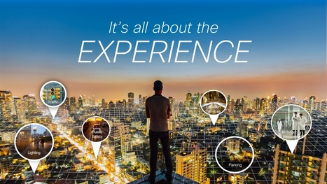CISCO imagine new smart city job - A Chief Experience Officer (CCXO) in charge of creating memorable experiences | The Programmable City | Scoop.it