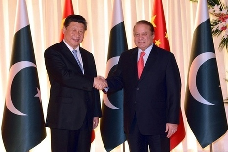 Beijing to build railway 'Silk Road' to Pakistan | The Times | A Level Economics and Politics | Scoop.it
