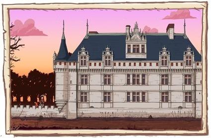 Académie Orléans-Tours. Un jeu sérieux sur le règne de François 1er. Le Roi et la Salamandre | Serious games | Scoop.it