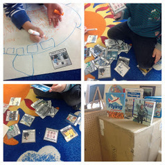 Our Kindergarten Journey: Up, Up and Away! | Tutto: Primary | Scoop.it