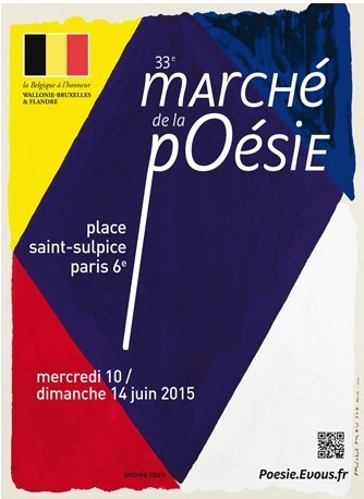 33e marché de la poésie à Paris - Médiathèque de Bagnolet | La Bibliothèque hors le livre | Scoop.it