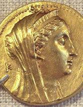 Arsinoe II, Queen of Thrace and Egypt | Reinas de la Antigüedad | Scoop.it