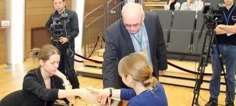 Women's World Championship 2012     Chess on the net   Scoop.it