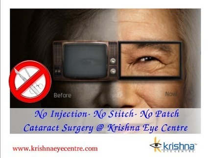 Clouding of the lens of eyes is termed as #cataract and it is one of the main… | Best Eye Hospital in Mumbai | Scoop.it