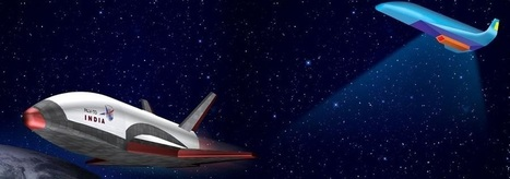India to launch its reusable spaceplane in May | Science, Space, and news from 'out there' | Scoop.it