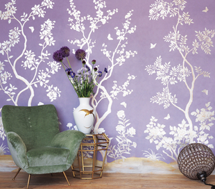 23 Fabulous Wallpaper Designs | Creative Homestyle | Scoop.it