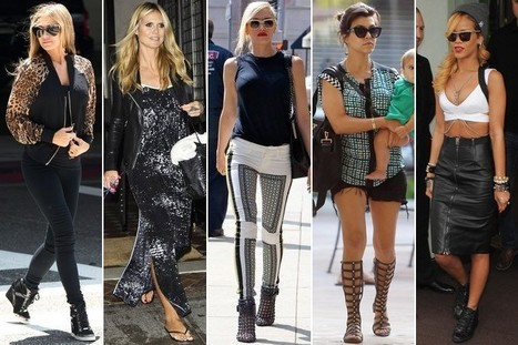 Vote! Who Had the Best Weekend Street Style? - Sexy Balla | Daily News About Sexy Balla | Scoop.it