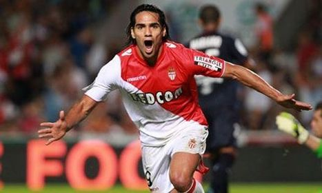 Radamel Falcao out from World Cup - Deccan Chronicle | Fifa World Cup Brazil 2014 | Scoop.it