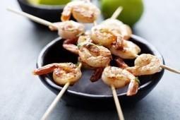 Crevettes flambées au rhum et curry - Mince.fr | Rhum | Scoop.it