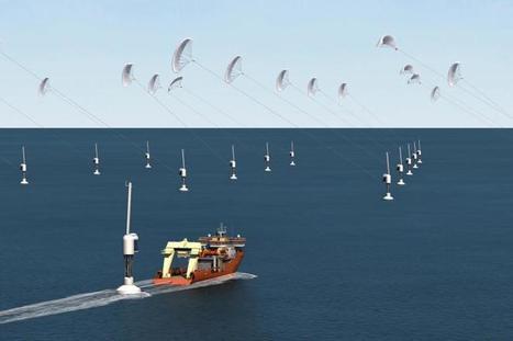 A jövő technológiája – áram a felhők közül | Renewable Energy | Scoop.it
