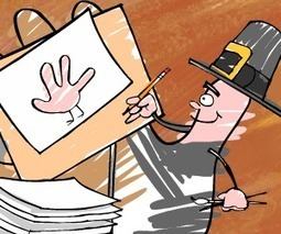 WATCH: How to Draw a GOP Turkey [Fiore Cartoon] | Machinimania | Scoop.it
