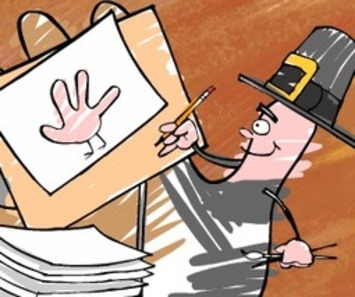 WATCH: How to Draw a GOP Turkey [Fiore Cartoon] | Machinimania | Scoop.it