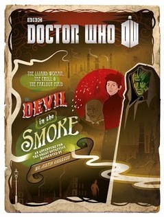 Devil in the Smoke - Doctor Who ebook by Justin Richards | WHOer-ish | Scoop.it