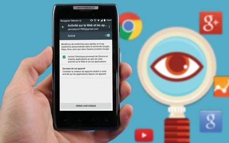 Tutoriel : Comment se protéger des intrusions de Google dans votre vie privée | L'e-Space Multimédia | Scoop.it