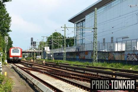 Hambourg graffiti (1) | Paris Tonkar magazine | Scoop.it